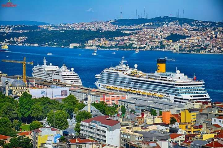 Стамбул город на двух континентах. Исмаил Мюфтюоглу Частный гид историк. www.russkiygidvstambule.com