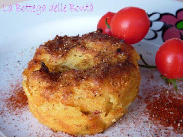 Ricetta Sformatini di patate alla paprika