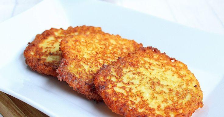 Kartoffeln sind so ein tolles Gemüse und frisch gebratene, goldgelbe und knusprige Reibekuchen sind allerfeinstes Soulfood.  Die traditione...