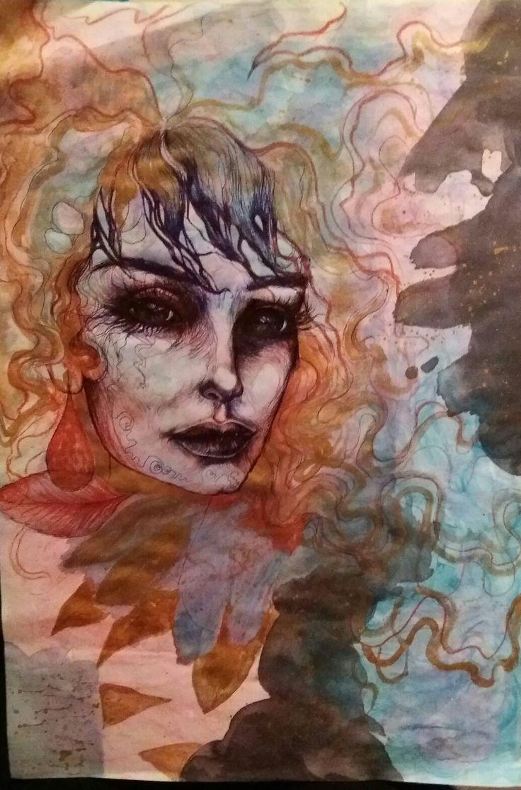 Sungift by Nina Charlotte Berget 2017