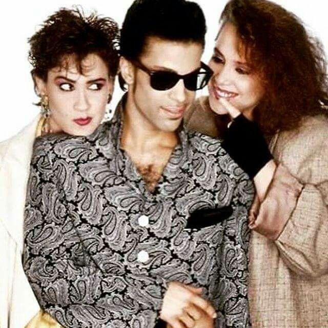 Wendy, Prince, and Lisa.