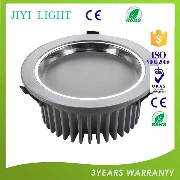 Jiyi cob led manufacturer hot sel 30w cob led downlight with 3 years warranty in Saudi Arabia  I