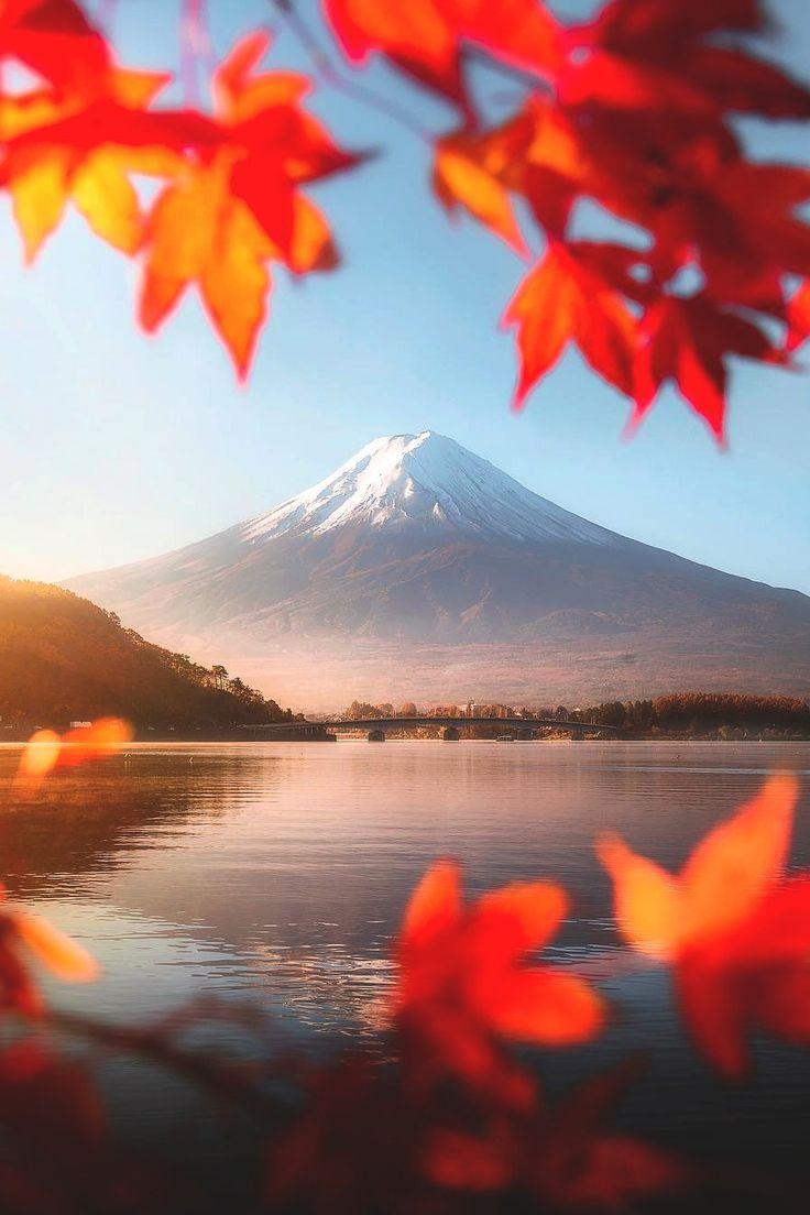 Mount Fuji, Shizuoka, Japan