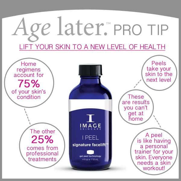 Image Skincare Peel, never had a peel until recently and it made my skin amazing it takes your skin to a whole new level of glowing!