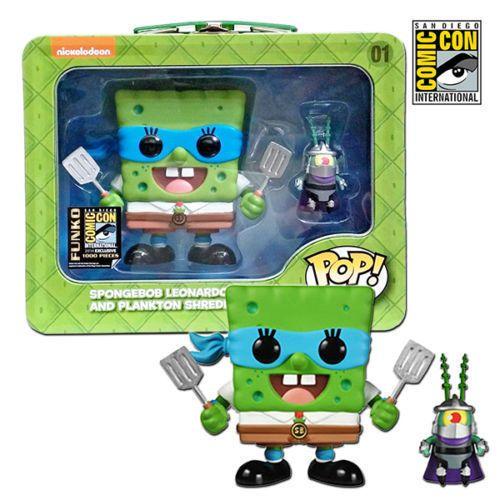 Plankton Sponge Bob