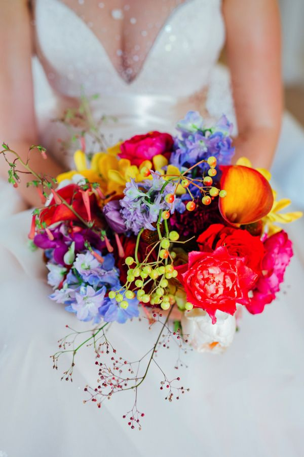 326 best Wedding flowers and wedding bouquets images on Pinterest ...