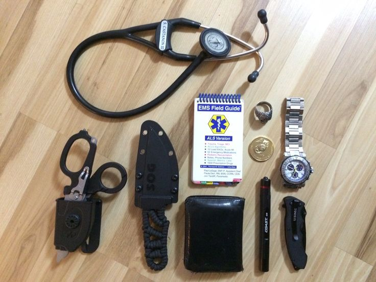 My EMT Everyday Carry