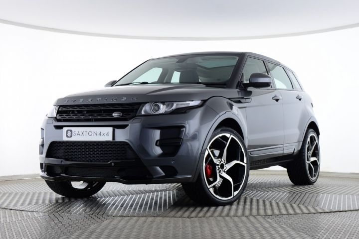 Used Land Rover Range Rover Evoque SD4 PURE TECH 5 DOOR AUTO OVERFINCH GTS Grey for sale Essex EK64VMT | Saxton 4x4