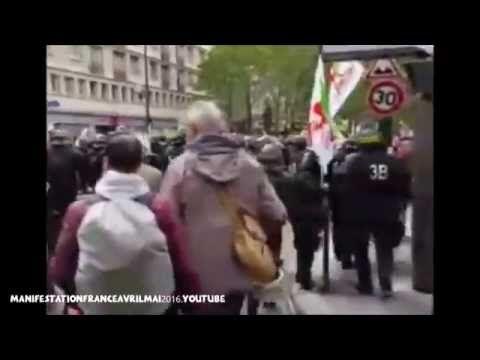 Manifestation loi du travail 19 mai 2016 paris france  -1-  L' #INSSURECTION EST EN MARCHE ! #HOLLANDE #Valls #49Trois #LoiTravail #Elkhomri #NuitDebout #Politique #Pouvoir #Dictatures #Empires #TTIP #TAFTA #OTAN #Police #CRS #Armées #ÉtatDurgence #France #Europe #UE #USA #Dissidence #Résistance #Rébellion #Révoltes #Révolutions #MOBILISATIONS #MANIFESTATIONS #GRÈVES