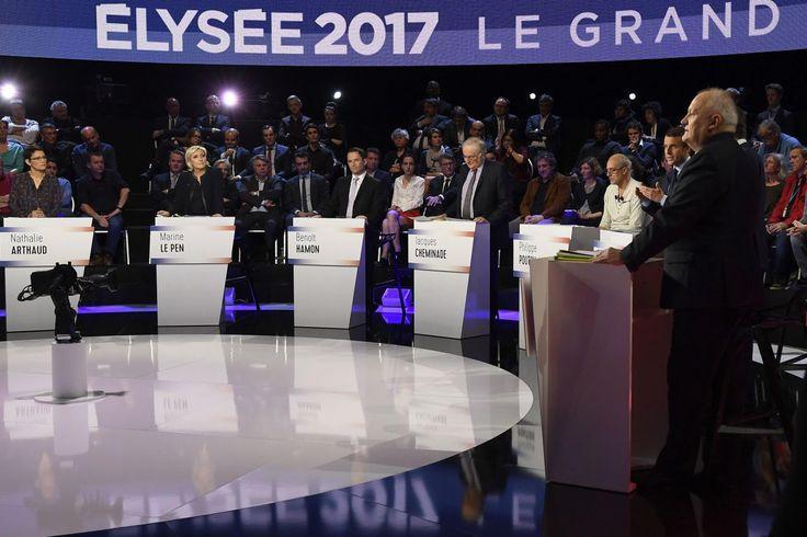 Présidentielle : selon vous, qui a remporté le débat des onze candidats ?