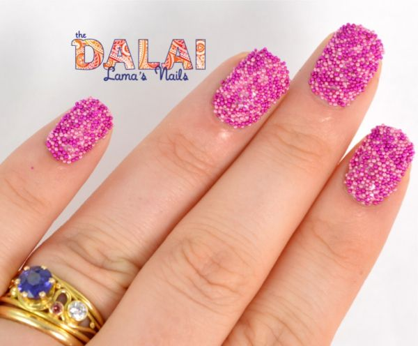 32 best nail art kits images on pinterest nail art kits html want to learn how to do a diy caviar manicure at home hannah at dalai prinsesfo Image collections