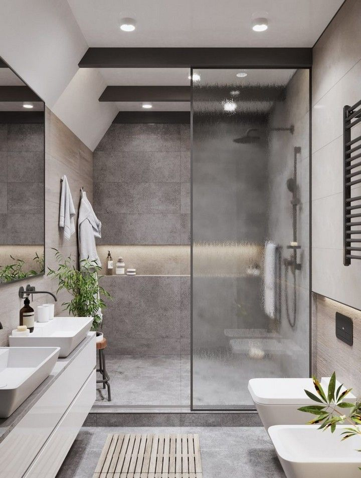 10 Bathroom Interior Design Trends In 2020 Modern Bathroom Vanity Modern Bathroom Bathroom Design Small