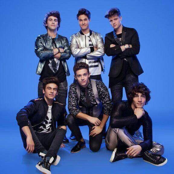 Gaston & Michael & Lionel & Agustin & Ruggero & Jorge♥