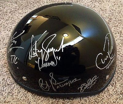 Sons of Anarchy E Cards | SONS OF ANARCHY SOA Cast Signed HELMET Katey Sagal Kim Coates +7 PSA ...