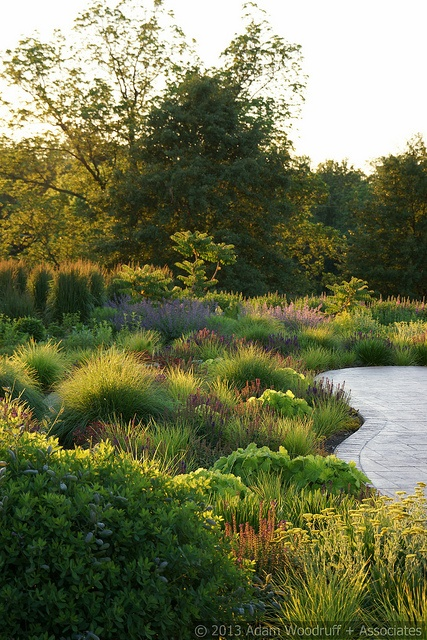 100 best images about residential gardens designed by for Adam woodruff garden designer