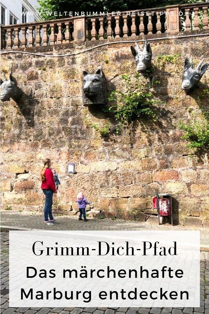 Grimm Dich Pfad Das Marchenhafte Marburg Entdecken Ausflug Nrw Marburg Urlaub In Deutschland