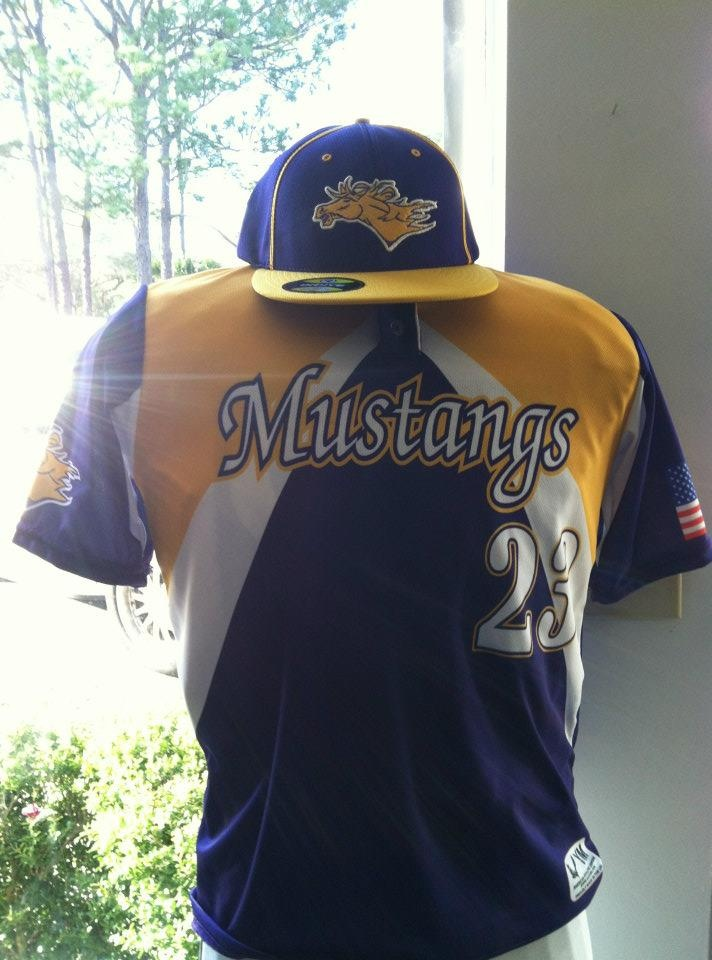 Sublimated Jersey and Custom Hat