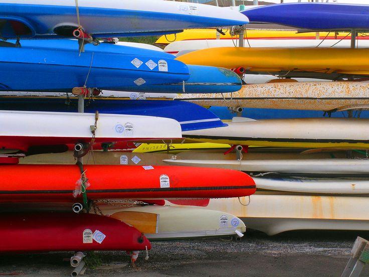 carmelo pinna photography - Canoe, inverno