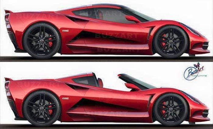 The Mid-engined C8 Corvette Zora ZR1 (Rendered). Will it happen & what will be it's final form?