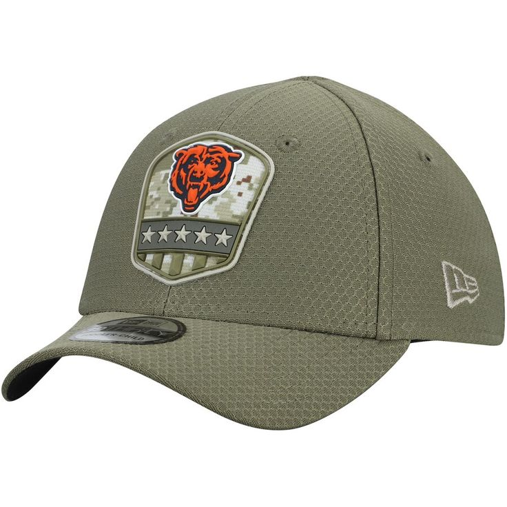 Chicago bears new era toddler 2019 salute to service