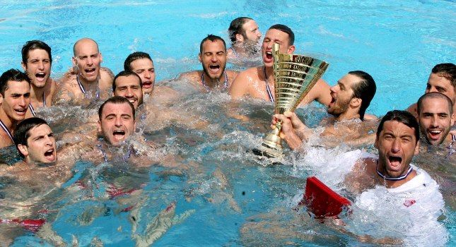Congratulations to the Water Polo team of Olympiakos for winning the first title of the year 2013 the Greek Cup after beating in the final Vouliagmeni with the final score 6-5!This is the 15th Cup in the history of our team!