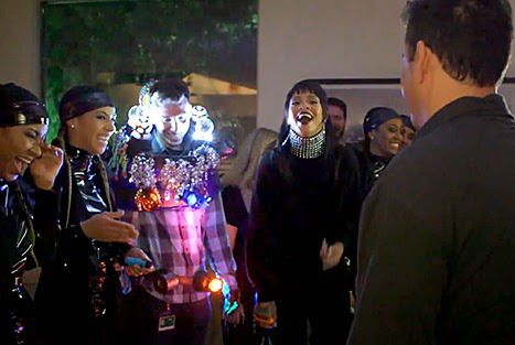 Rihanna Prank Jimmy Kimmel  Morably