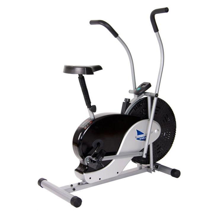 Body Rider BRF700 Fan Upright Exercise Bike - BRF700