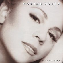 Mariah Carey Music Box  1993 I don't have this album! Need to get it!