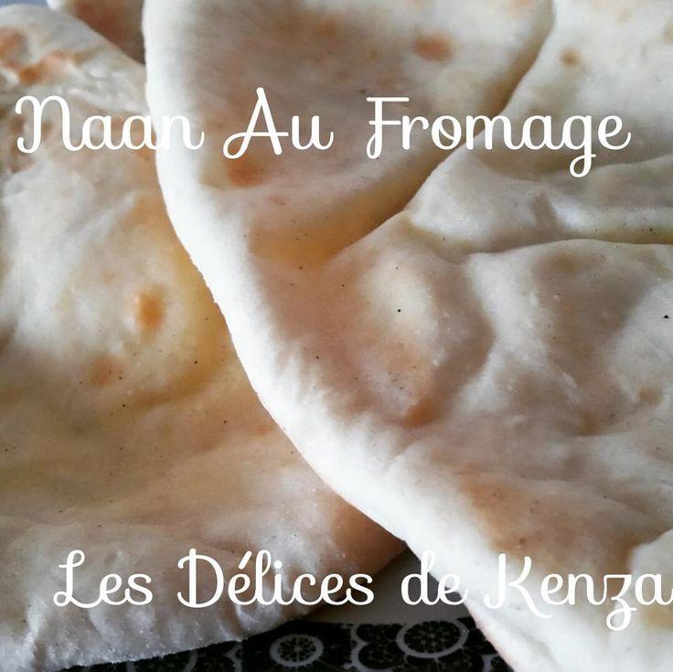 cheese naan pour accompagnee un bon repas indo-pakistanais ... Je me souviens quand je vivais sur paris j allais en chercher pendant ma pause du midi au travail . les cheese naan de france sont fourrer avec de la vache qui rit ... Quand je...
