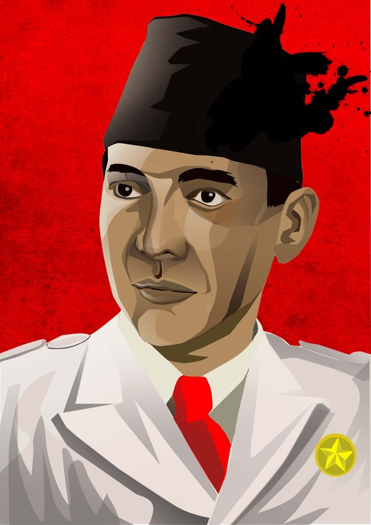 Graduate from H.B.S. in 1920, Soekarno continued to Technische Hoge School (now ITB) in Bandung, and was finished during 1925. During in Bandung, Soekarno interacted with Tjipto Mangunkusumo and Dr. Douwes Dekker, that at that time were the leader of the National Indische Partij organisation.