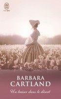 Un baiser dans le désert Barbara Cartland