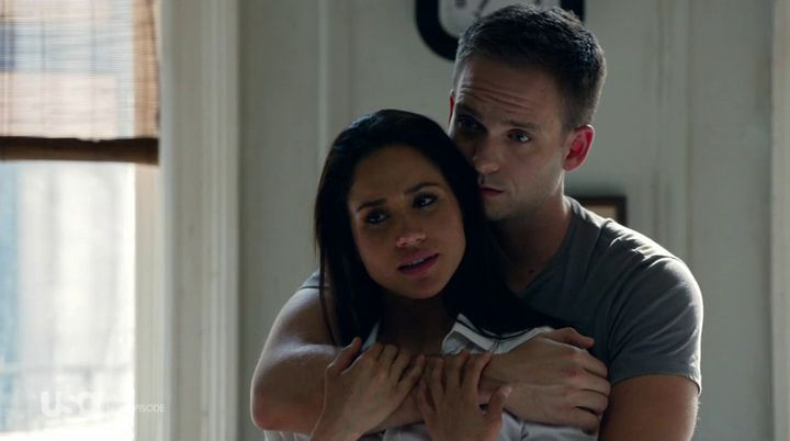 Mike Ross and Rachel Zane - Suits