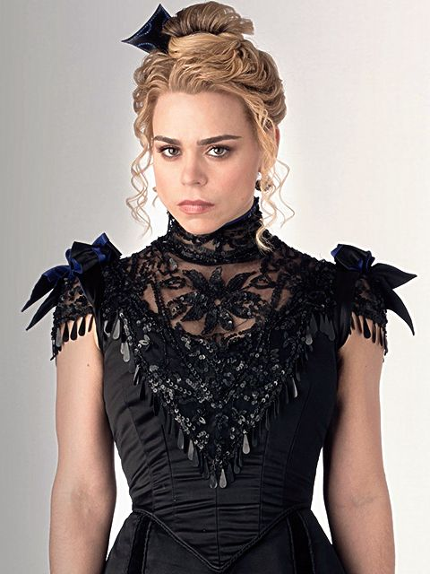 """ ""{Lily} Played By Billie Piper 