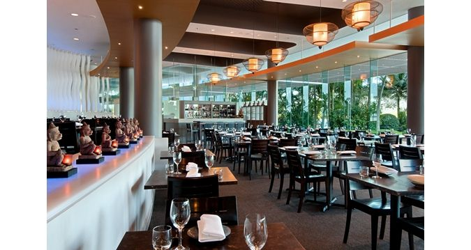 Hilton Cairns - restaurant