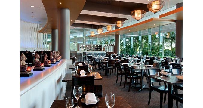 Hilton Cairns - restaurant