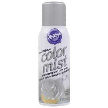 Silver Wilton Color Mist Spray