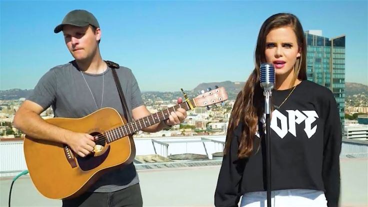 The Middle - Zedd, Marren Morris, Grey (Tiffany Alvord Cover)