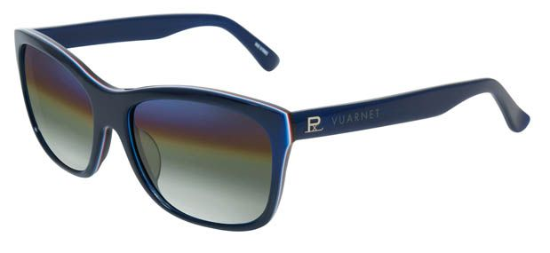 vuarnet sunglasses  Vuarnet - Acetate - 1206 - Limited Edition - Blue Flag