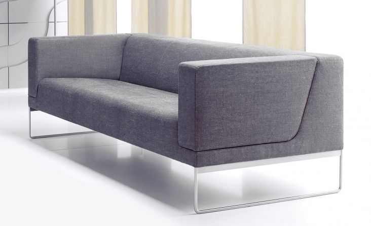 Tritos sofas and armchairs, design Piotr Kuchciński