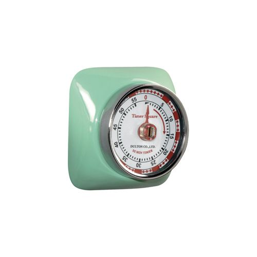 TIMER in metallo verniciato con magnete - painted metal timer with magnet