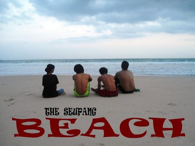 Seupang: Another side of sawarna beach ~ Sawarna Surf