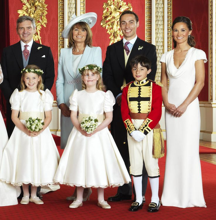 See Kate Middleton and Prince William's Official Wedding ...