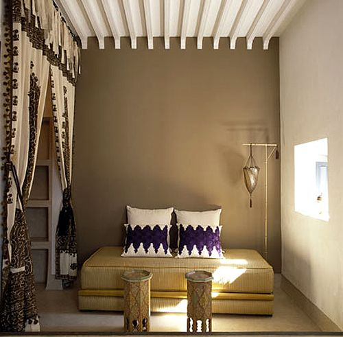 Moroccan Bedroom Design Picture 2018