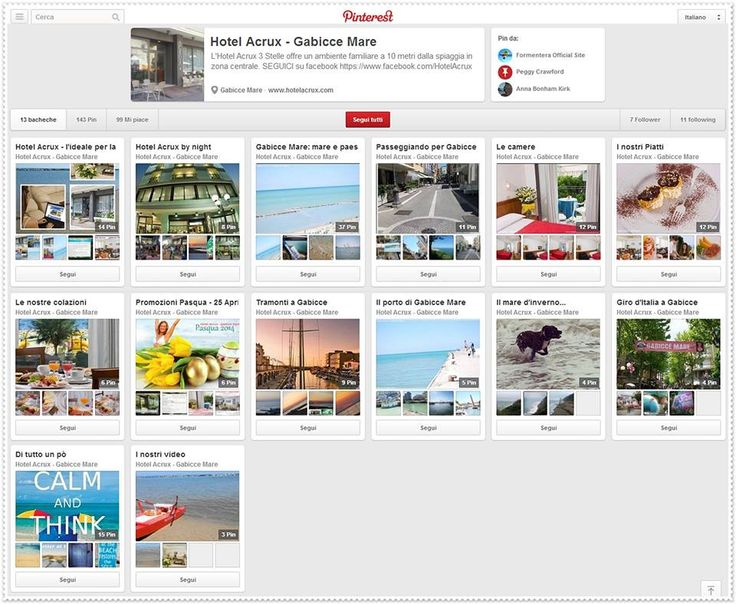 Scopri la nostra pagina Pinterest e SEGUICI! Foto, immagini e video per gli amanti di Gabicce....e del nostro Hotel! https://www.pinterest.com/hotelacrux  #pinterest #hotelacrux #gabicce