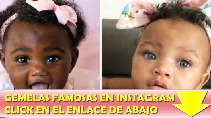 Dos gemelas famosas en instagram