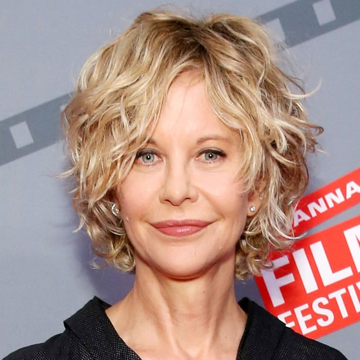 Meg Ryan's Changing Looks - 2015  - from InStyle.com