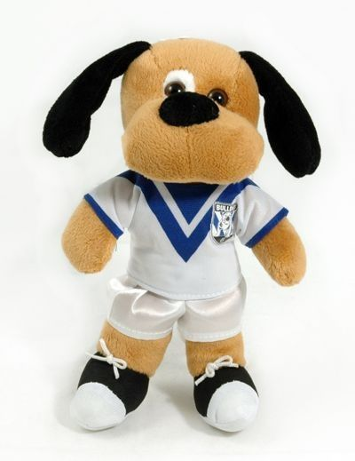 OFFICIAL NRL - Bulldogs Sitting Dog