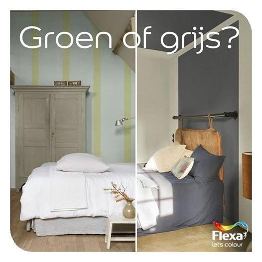 Slaapkamer Kleuren Groen: Kleurenschema s voor een stijlvolle ...