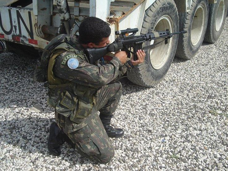 brazilian military | Special Forces of the Brazilian Army in Haiti - Page 3
