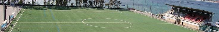 A Guía de Teis - Campo de Fútbol